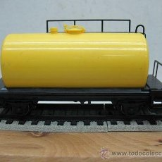 Scale Trains - LIMA VAGON CISTERNA AMARILLO,ESCALA H0- - 38498953