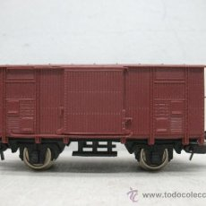 Trenes Escala: LIMA - VAGÓN DE MERCANCÍAS CERRADO - ESCALA H0. Lote 38935889