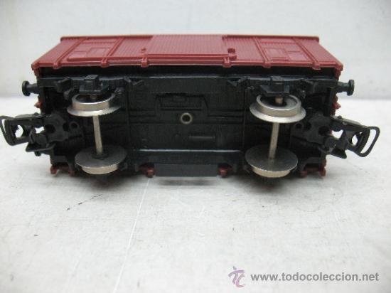 Trenes Escala: Lima - Vagón de mercancías cerrado - Escala H0 - Foto 5 - 38935889