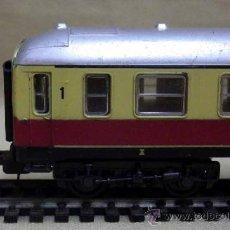 Trenes Escala: TREN ESCALA H0, VAGON DE PASAJEROS, 1ª CLASE, LIMA, ITALIA, DB . Lote 39632548