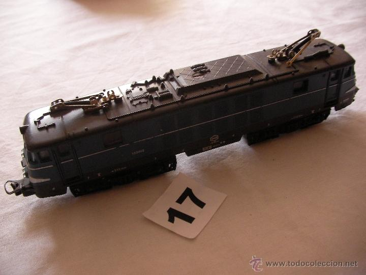 LOCOMOTORA HO LIMA (Juguetes - Trenes a Escala H0 - Lima H0)