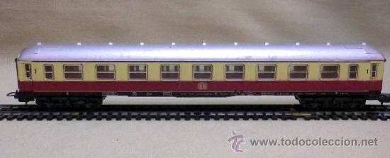 Trenes Escala: TREN ESCALA H0, VAGON DE PASAJEROS, 1ª CLASE, LIMA, ITALIA, DB - Foto 2 - 39632548
