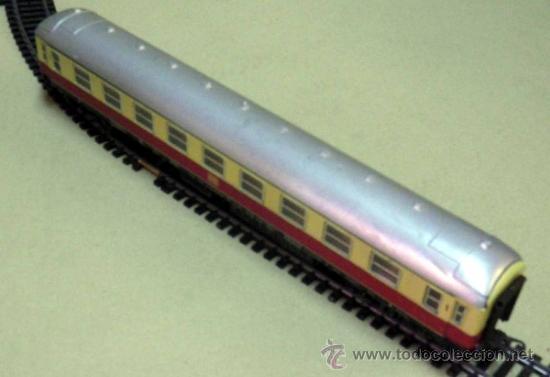 Trenes Escala: TREN ESCALA H0, VAGON DE PASAJEROS, 1ª CLASE, LIMA, ITALIA, DB - Foto 11 - 39632548