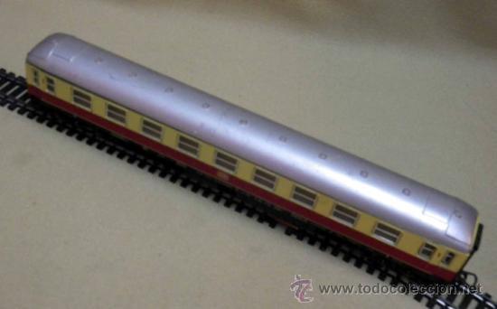 Trenes Escala: TREN ESCALA H0, VAGON DE PASAJEROS, 1ª CLASE, LIMA, ITALIA, DB - Foto 9 - 39632588