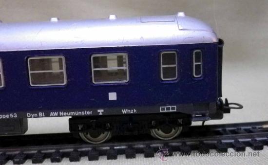 Trenes Escala: TREN ESCALA H0, VAGON DE PASAJEROS, TOUROPA, LIMA, ITALIA, DB - Foto 9 - 39632718