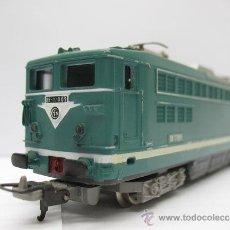 Trenes Escala: LIMA -LOCOMOTORA ELECTRICA BB 17009 - DE LA SNCF -DC-HO. Lote 39643983