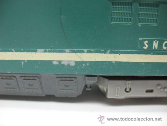 Trenes Escala: LIMA -LOCOMOTORA ELECTRICA BB 17009 - DE LA SNCF -Dc-Ho - Foto 5 - 39643983