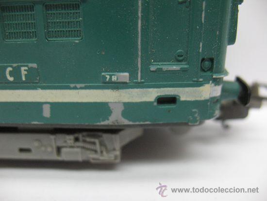 Trenes Escala: LIMA -LOCOMOTORA ELECTRICA BB 17009 - DE LA SNCF -Dc-Ho - Foto 6 - 39643983