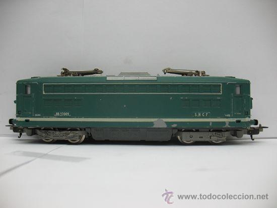 Trenes Escala: LIMA -LOCOMOTORA ELECTRICA BB 17009 - DE LA SNCF -Dc-Ho - Foto 11 - 39643983