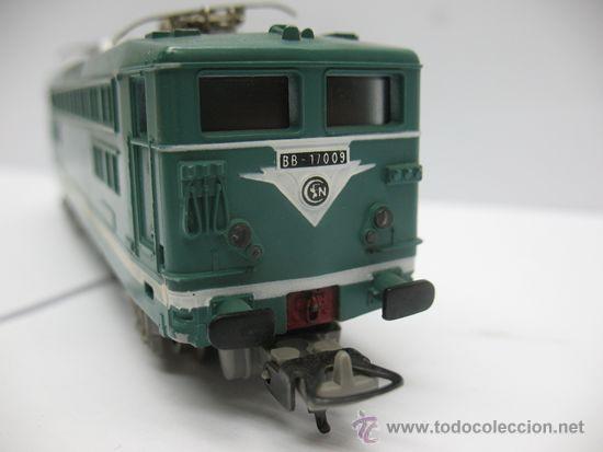 Trenes Escala: LIMA -LOCOMOTORA ELECTRICA BB 17009 - DE LA SNCF -Dc-Ho - Foto 13 - 39643983