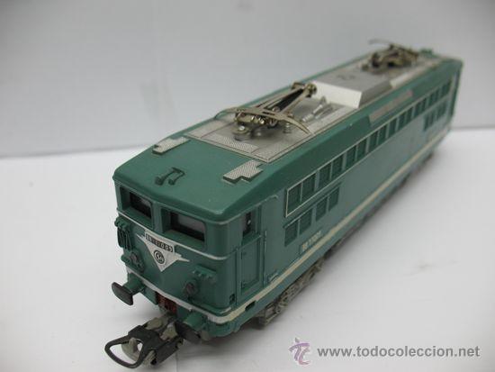 Trenes Escala: LIMA -LOCOMOTORA ELECTRICA BB 17009 - DE LA SNCF -Dc-Ho - Foto 14 - 39643983