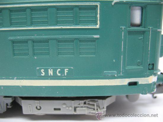 Trenes Escala: LIMA -LOCOMOTORA ELECTRICA BB 17009 - DE LA SNCF -Dc-Ho - Foto 15 - 39643983