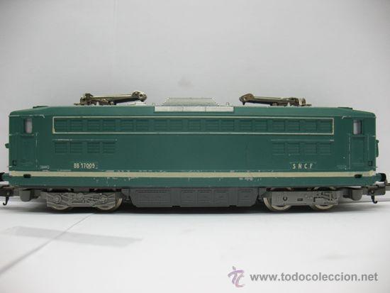 Trenes Escala: LIMA -LOCOMOTORA ELECTRICA BB 17009 - DE LA SNCF -Dc-Ho - Foto 17 - 39643983