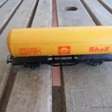 Trenes Escala: VAGON SHELL ESCALA HO DE LIMA. Lote 42246851