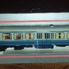 Trenes Escala: TREN LIMA LOCOMOTORA. Lote 46301866