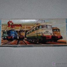 Trenes Escala: TREN LIMA H0 REF 9001 ME AÑO 1964. Lote 46632327