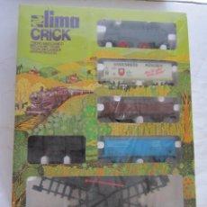 Trenes Escala: TREN LIMA CRICK, REF 9951, EN CAJA. CC. Lote 46779817
