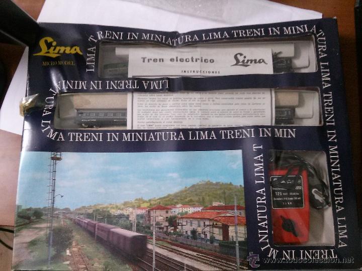 TREN LIMA H0 (Juguetes - Trenes a Escala H0 - Lima H0)