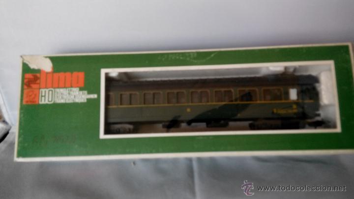 VAGON DE RENFE LIMA H0 EN CAJA (Juguetes - Trenes a Escala H0 - Lima H0)