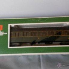Trenes Escala: VAGON DE RENFE LIMA H0 EN CAJA. Lote 48718735