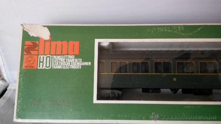 Trenes Escala: vagon de renfe lima h0 en caja - Foto 2 - 48718735