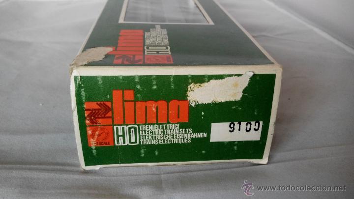 Trenes Escala: vagon de renfe lima h0 en caja - Foto 3 - 48718735