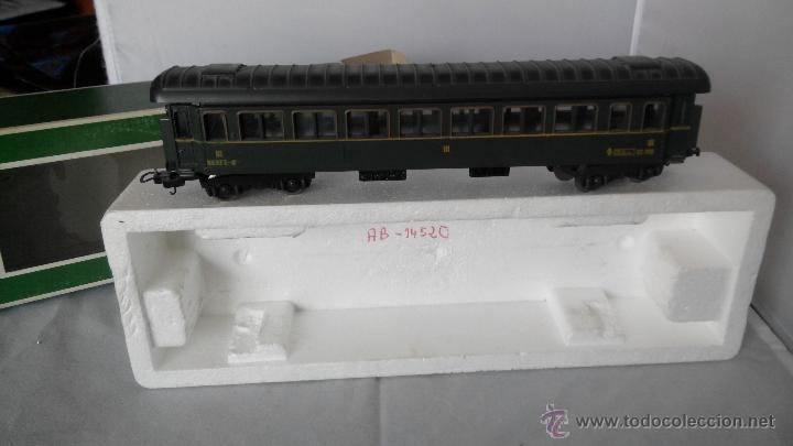 Trenes Escala: vagon de renfe lima h0 en caja - Foto 4 - 48718735