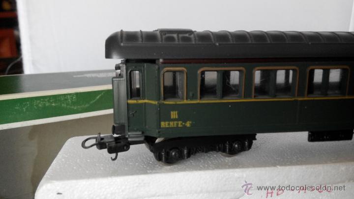 Trenes Escala: vagon de renfe lima h0 en caja - Foto 5 - 48718735