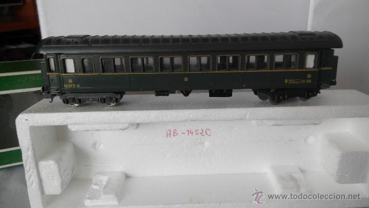 Trenes Escala: vagon de renfe lima h0 en caja - Foto 7 - 48718735