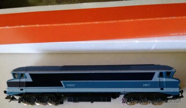 Trenes Escala: Locomotora Lima SNCF 72002 - Foto 3 - 48834778