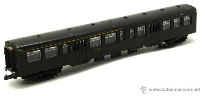 Trenes Escala: Vagón tren H0 Lima pasajeros 2ª clase años 80 - Foto 2 - 49728438