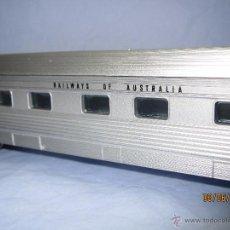 Trenes Escala: ANTIGUO COCHE DE VIAJEROS RAILWAYS OF AUSTRALIA EN ESCALA *H0* DE LIMA. Lote 49750460