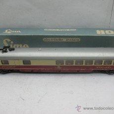 Trenes Escala: LIMA - COCHE DE PASAJEROS SPEISEWAGEN DE LA DB - ESCALA H0. Lote 50230799