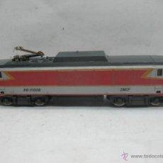 Trenes Escala: LIMA - LOCOMOTORA ELÉCTRICA BB-15008 DE LA SNCF CON CORRIENTE CONTINUA - ESCALA H0. Lote 52284842