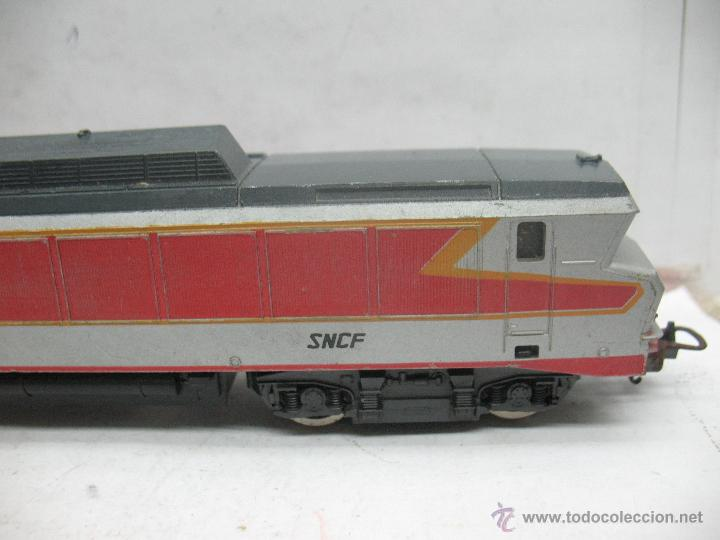 Trenes Escala: Lima - Locomotora eléctrica BB-15008 de la SNCF con corriente continua - Escala H0 - Foto 3 - 52284842
