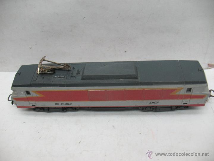 Trenes Escala: Lima - Locomotora eléctrica BB-15008 de la SNCF con corriente continua - Escala H0 - Foto 4 - 52284842