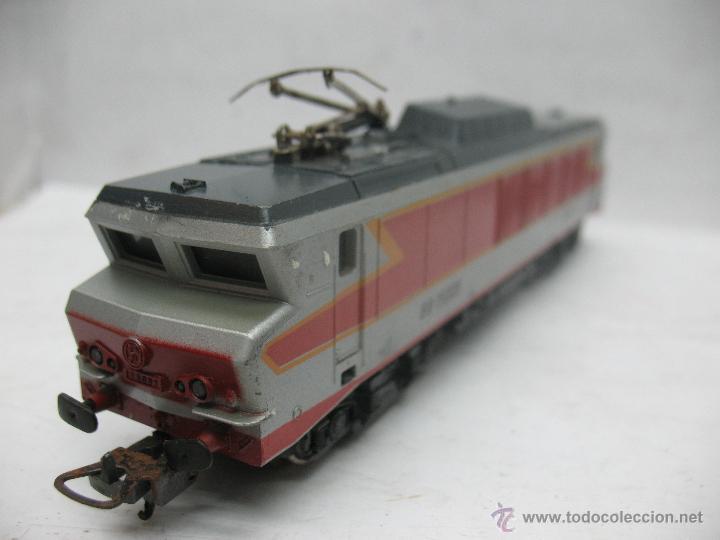 Trenes Escala: Lima - Locomotora eléctrica BB-15008 de la SNCF con corriente continua - Escala H0 - Foto 5 - 52284842