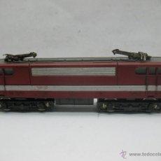Trenes Escala: LIMA - LOCOMOTORA ELÉCTRICA BB 9210 CAPITOLE DE LA SNF CON CORRIENTE CONTINUA - ESCALA H0. Lote 52531901