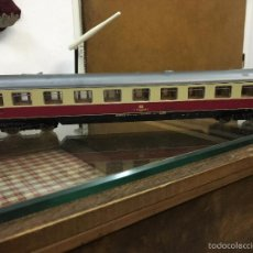 Trenes Escala: VAGON TREN LIMA TRANS EURO EXPRESS. Lote 57491324