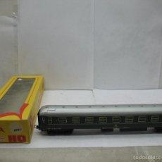 Trenes Escala: LIMA REF: 911 - COCHE DE PASAJEROS DE LA FS ITALIA 23799 - ESCALA H0. Lote 57790444