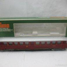 Trenes Escala: LIMA REF: 9125 - COCHE DE PASAJEROS DE LA DB 815 606-9 - ESCALA H0. Lote 57903322