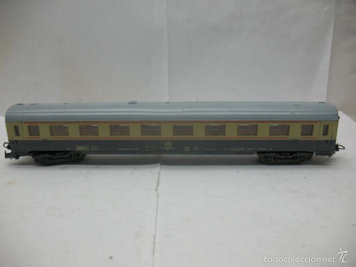 LIMA - COCHE DE PASAJEROS DE LA FS 508318 MILANO - ESCALA H0 (Juguetes - Trenes a Escala H0 - Lima H0)