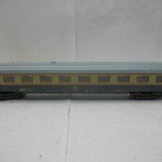 Trenes Escala: LIMA - COCHE DE PASAJEROS DE LA FS 508318 MILANO - ESCALA H0. Lote 58107404
