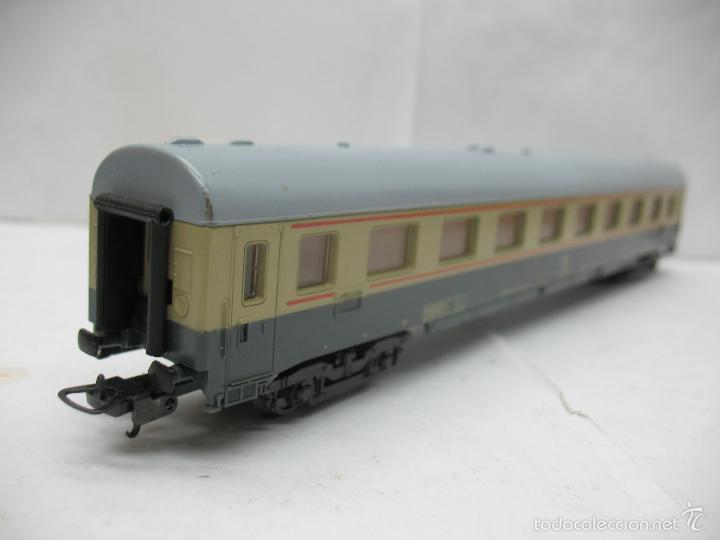Trenes Escala: Lima - Coche de pasajeros de la FS 508318 MILANO - Escala H0 - Foto 6 - 58107404
