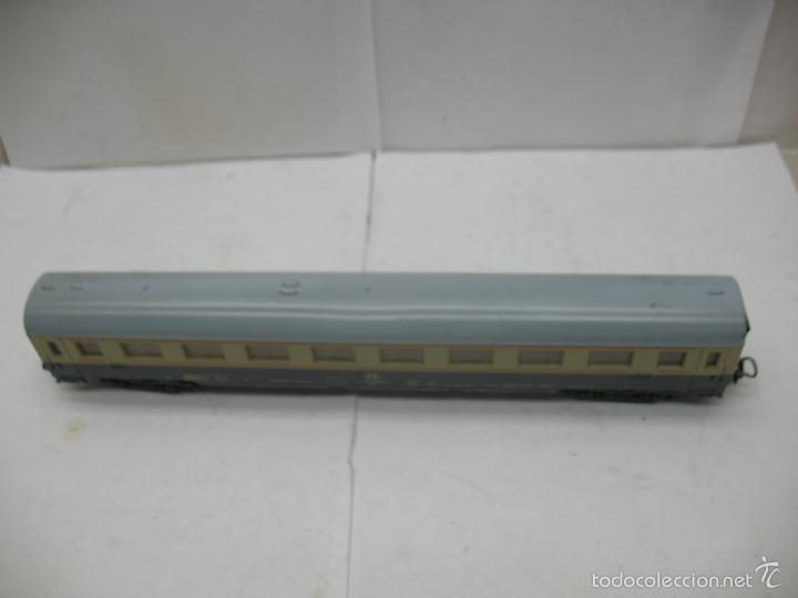 Trenes Escala: Lima - Coche de pasajeros de la FS 508318 MILANO - Escala H0 - Foto 7 - 58107404
