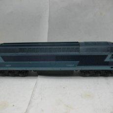 Trenes Escala: LIMA - LOCOMOTORA DIESEL DE LA SNCF 72002 CORRIENTE CONTINUA - ESCALA H0. Lote 72182406