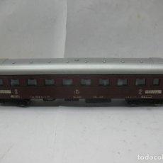 Trenes Escala: LIMA - COCHE DE PASAJEROS DE LA DSB 2 ODENSE 1149 - ESCALA H0. Lote 62511408