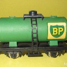Trenes Escala - Antiguo Vagón Cisterna BP en Escala *H0* de LIMA. - 63602120