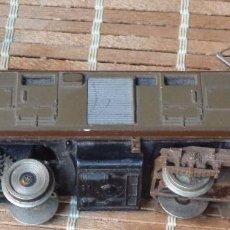 Trenes Escala: LOCOMOTORA LIMA ANSALDO FS E424143 ESCALA H0 NO FUNCIONA. Lote 72737995