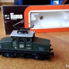 Trenes Escala: LOCOMOTORA LIMA SHUTTER E 6902 DB ESCALA H0. Lote 76698555